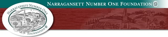 Narragansett Number One Foundation Decorative Header